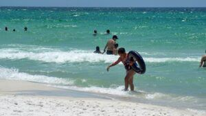 best beaches for swimming in florida