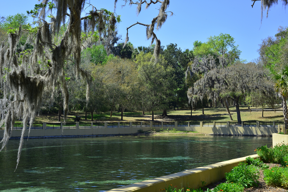 nature trails in central florida