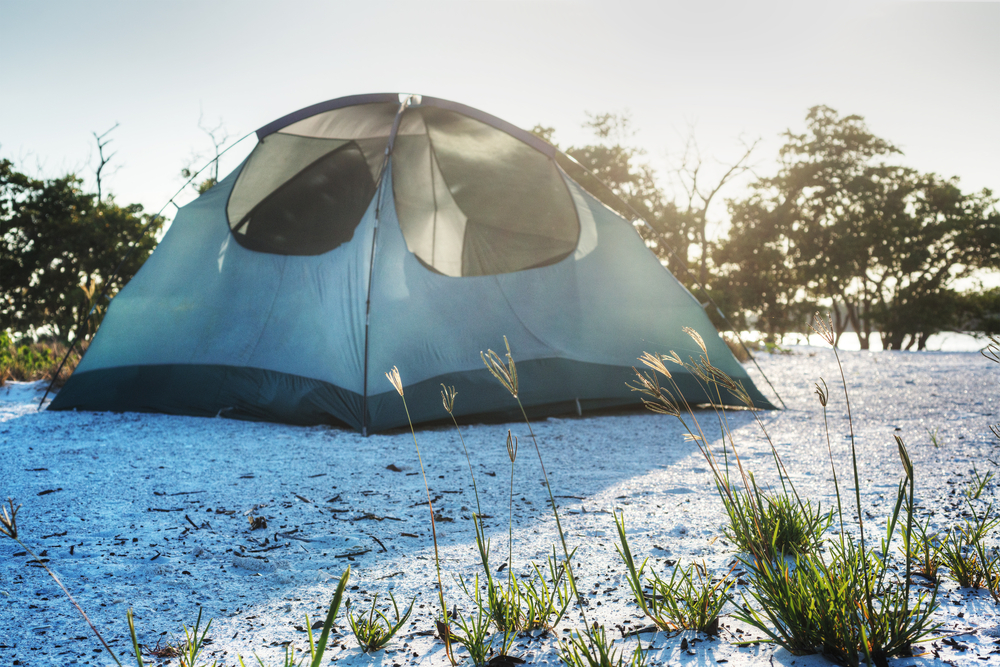 essentials for overnight backpacking
