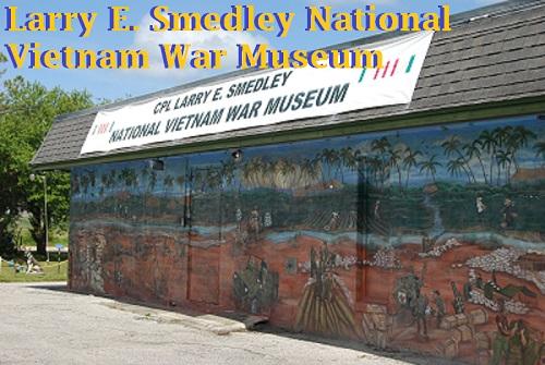 smedley national vietnam war museum